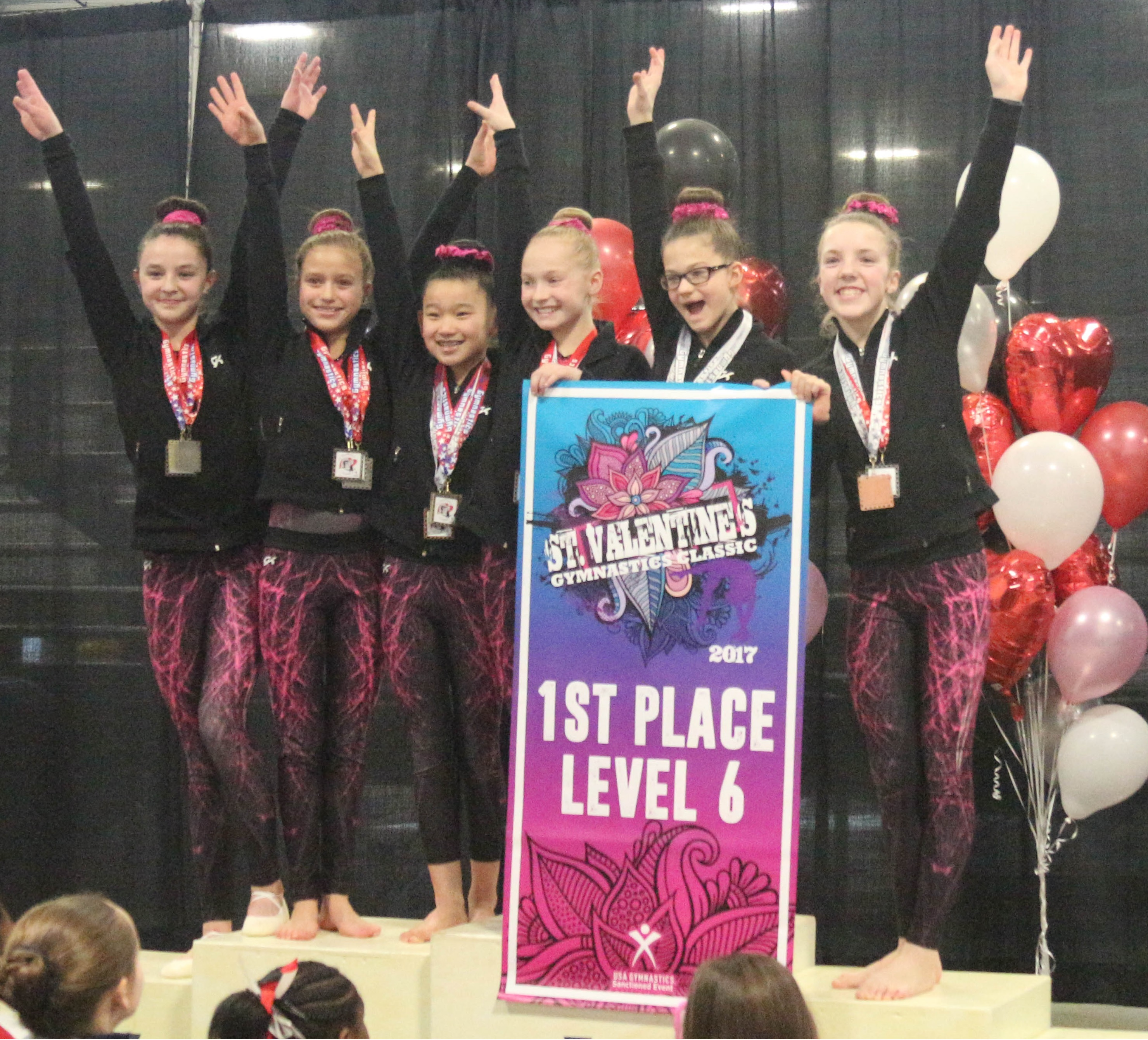 Level 6 Awards