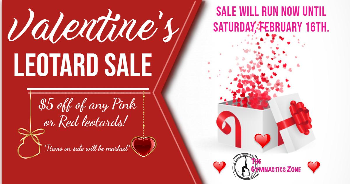 Valentine's Leo Sale