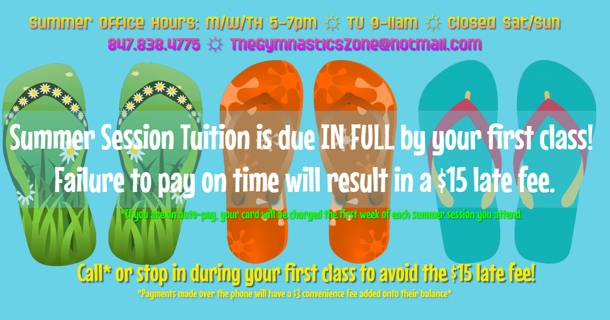 Summer 1 Tuition